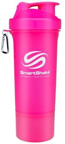 smart shaker slim pink 500ML|מיוחד לנשים