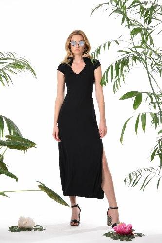 שמלה V