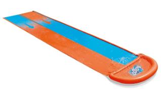 מגלשת מים, משטח החלקה רטוב דו מסלולי של חברת Bestway