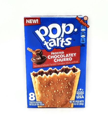 Pop Tarts Chocolate Churros