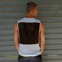 גופיה לגבר mens sleeveless tshirt