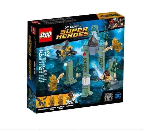 Lego DC 76085