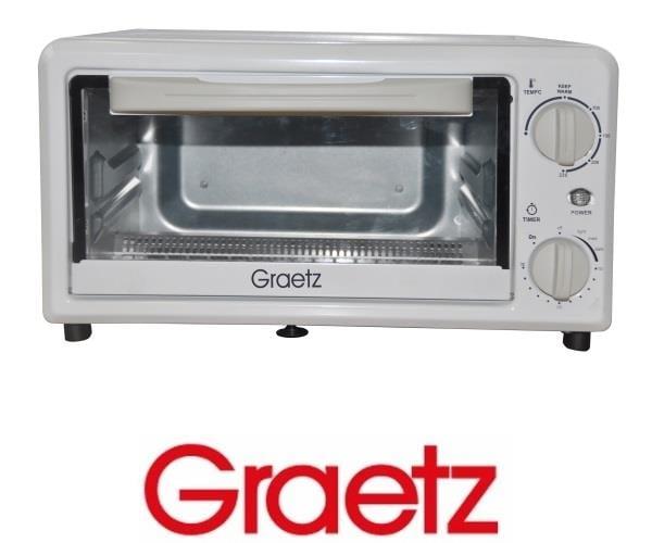 Graetz טוסטר אובן 12 ליטר לבן דגם OT1220