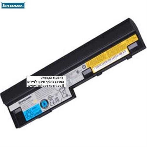 סוללה מקורית לנובו 6 תאים Lenovo IdeaPad U160 U165 M13 - 6 Cell 48wh Battery - L09S6Y14 , L09C3B14