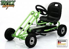 מכונית פדלים דגם: ליטנינג  ירוק