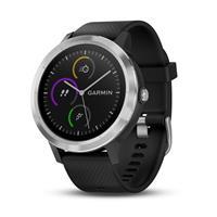 שעון דופק Garmin Vivoactive 3 Black
