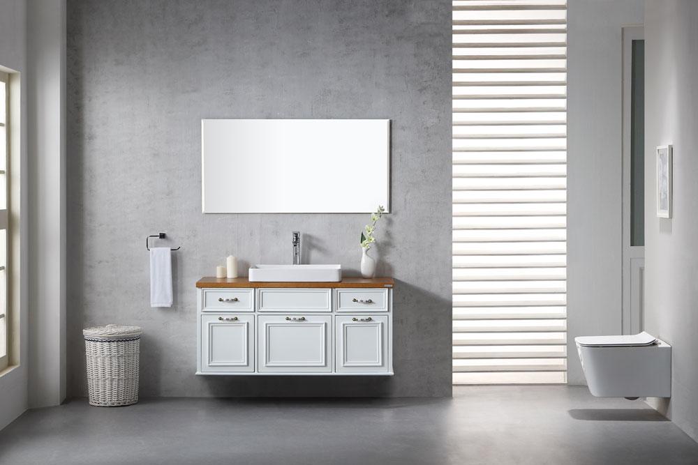 ארון אמבטיה תלוי מעוצב דגם איטליה ITALY