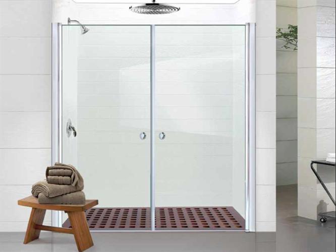 PR407CUST - מקלחון לפי מידה חזיתי