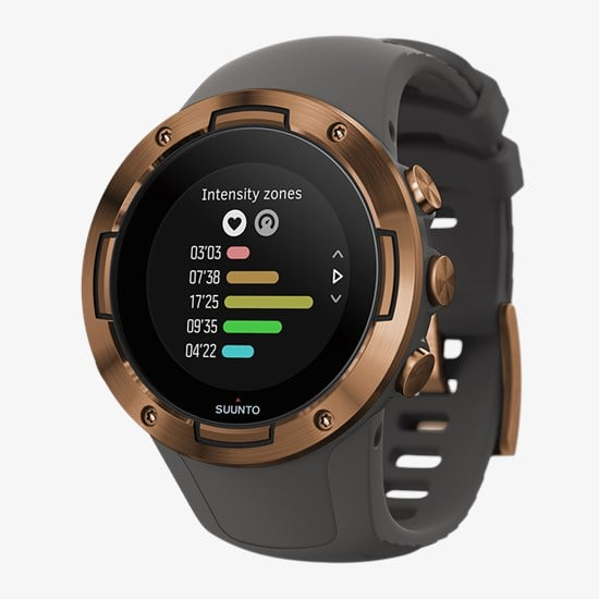 שעון סונטו Suunto 5 Graphit Copper
