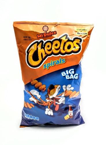 Cheetos בטעם גבינה וקטשופ