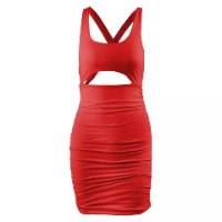 שמלת קשירה - כיווצים
