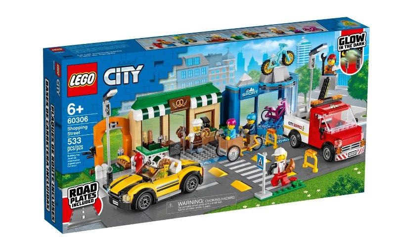 Lego City 60306