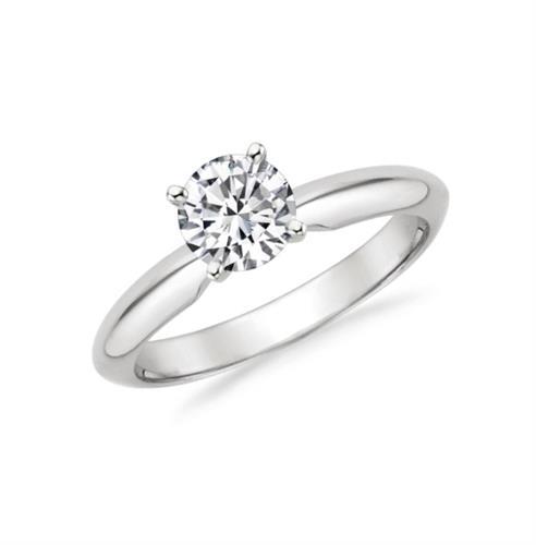 טבעת אירוסין יהלום 1.0 קראט