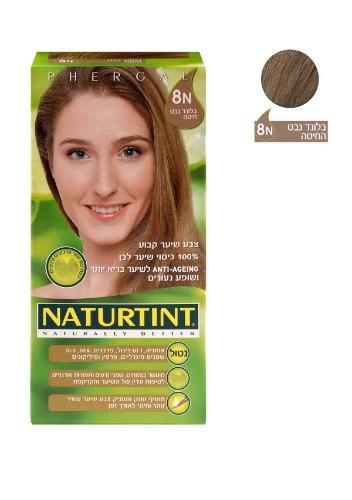 נטורטינט צבע לשיער 8N בלונד נבט חיטה