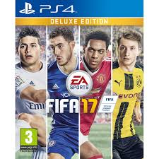 FIFA17 Deluxe Edition PS4