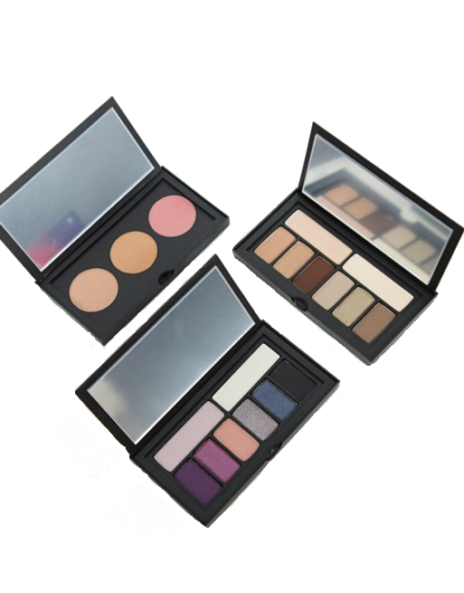 סמאשבוקס - EYE SHADOW - Cosmic Celebration 3-Palette Shooting Star Set - פלטת פנים ועיניים