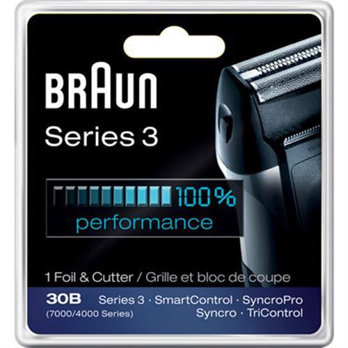 רשת + סכין 7000 Braun