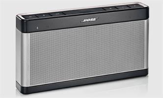 רמקול נייד Bose SoundLink III,הטוב ביותר שיש ל Bose להציע