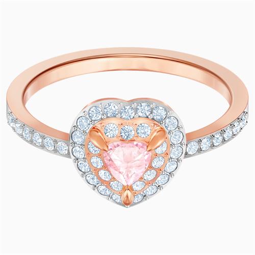 טבעת SWAROVSKI מקולקציית One