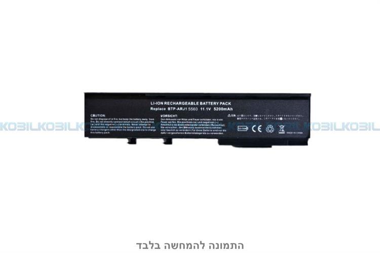 סוללה חליפית למחשב נייד Acer 2420/3640