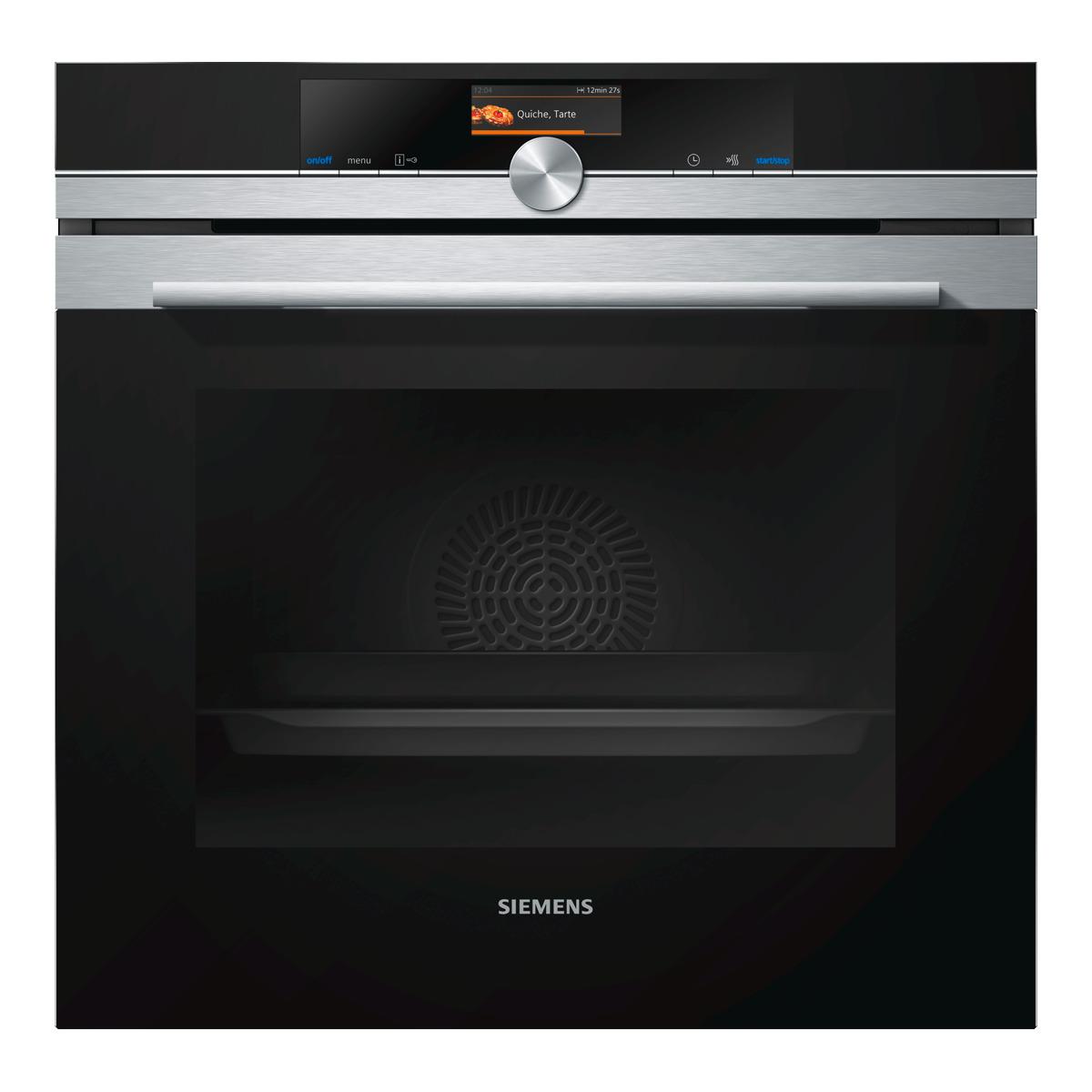 תנור בנוי סימנס דגם HB676GBS1