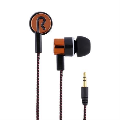 אוזניות 3.5mm בידוד רעשים מעולה בצבעים