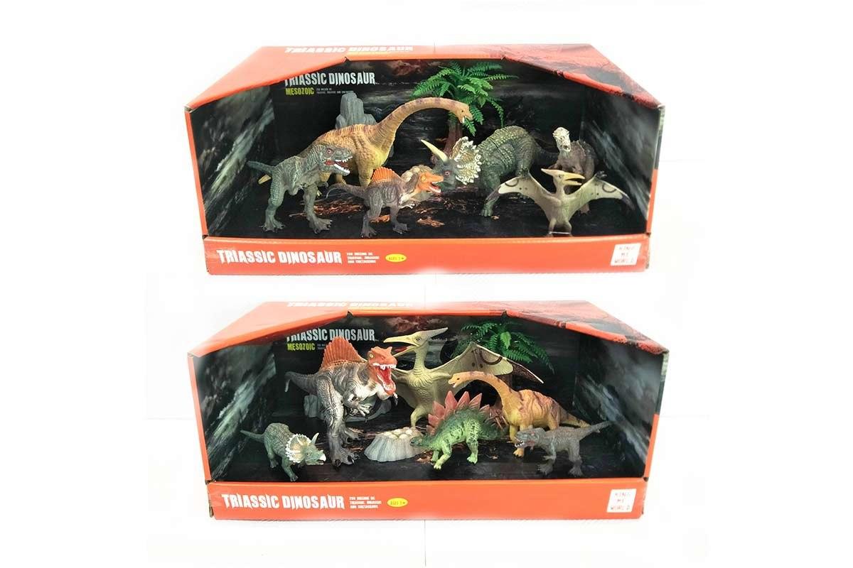 קופסת דינוזאורים גדולה