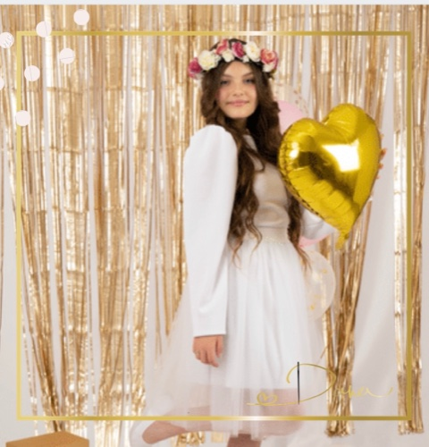 שמלה לבת מצווה טוהר