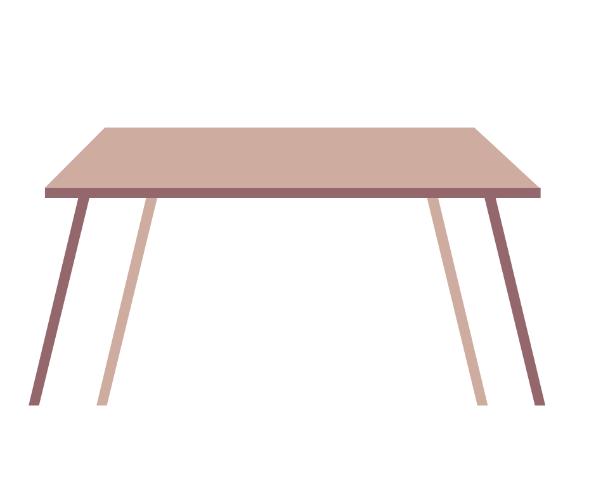 שולחן מרובע לעד 12 אורחים
