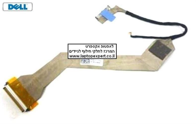פלאט כבל מסך למחשב נייד דל  Dell Vostro A840 / A860 Vga Cable DD0VM9LC100 ,  0J986H