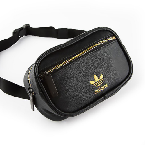 Adidas Pouch Black Gold
