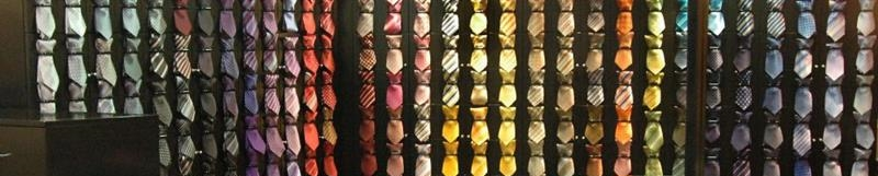 עניבות סלים - בלומן- אופנה אירופאית לגבר