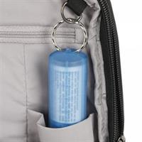 תיק צד נגד גניבות מתאים לנשיאת אקדח -Travelon Anti-Theft Concealed Carry Slim Bag