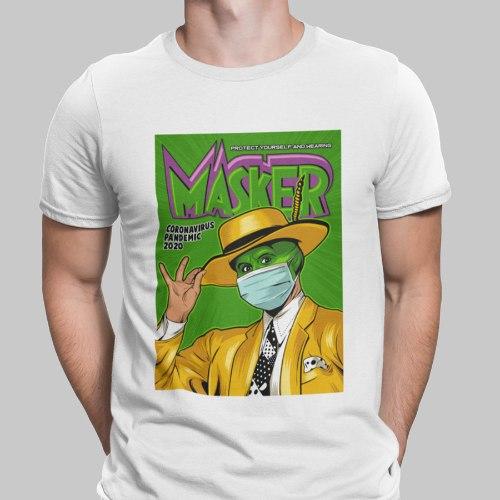 חולצת טי Masker
