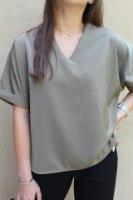 חולצת הלן קרם