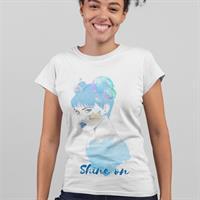 חולצת טי - Shine On