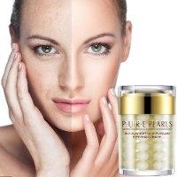 קרם פנינה מטפל ומונע קמטים בעור הפנים – Pearl.F