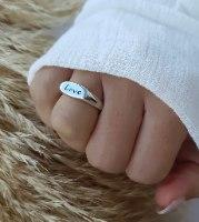 טבעת love