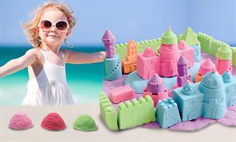 חול הקסם - משחק יצירה לילדים