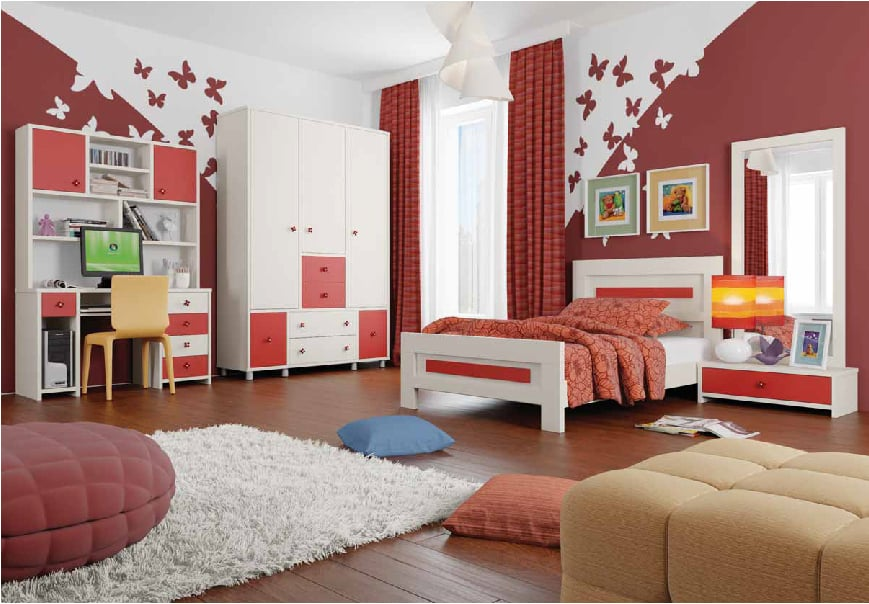 חדר ילדים מאיה