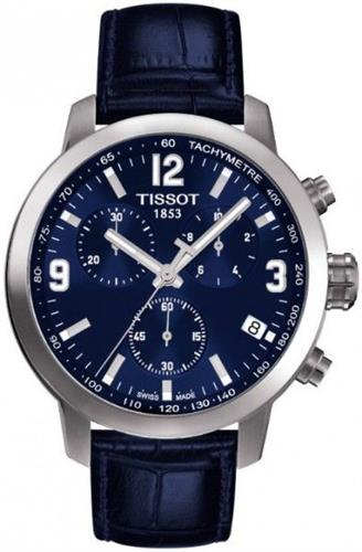 שעון יד אנלוגי גברים TISSOT T055.417.16.047.00
