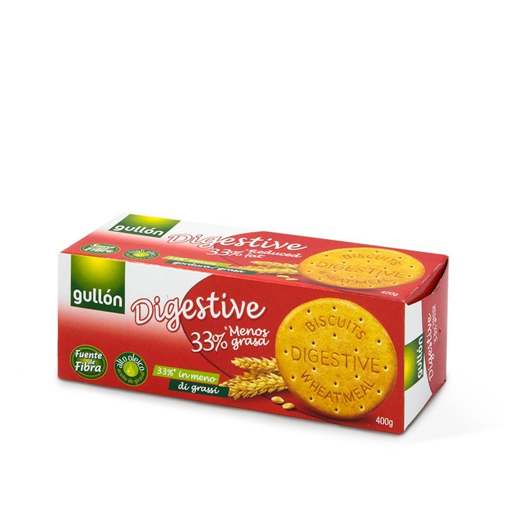 ביסקוויט דיאג׳סטיב ללא סוכר