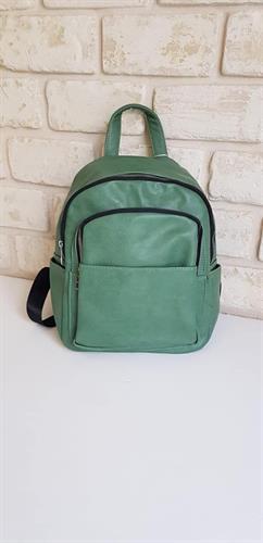 תיק גב מישמיש ירוק