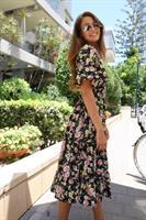 שמלת מידי בוהו סן מיגל