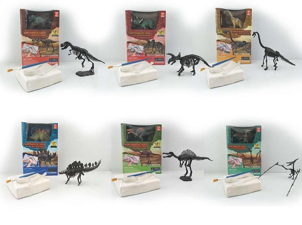 ערכת דינוזאורים קטנה