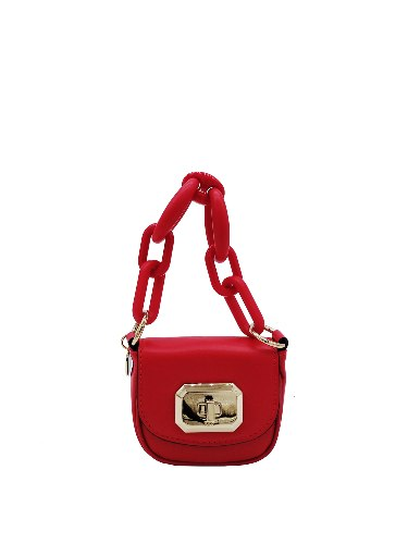 תיק מיני אדום Red Valentino