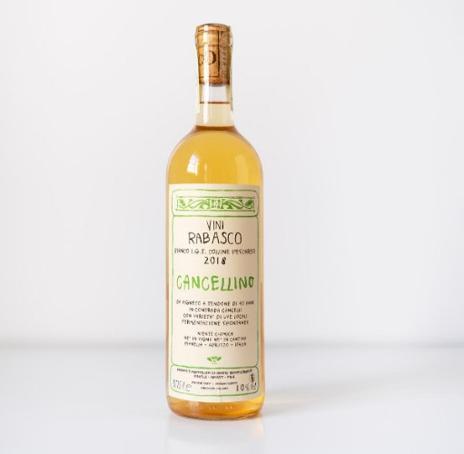 CANCELLINO, יין טבעי