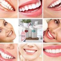 משחה להלבנת השיניים מבית Dr. White