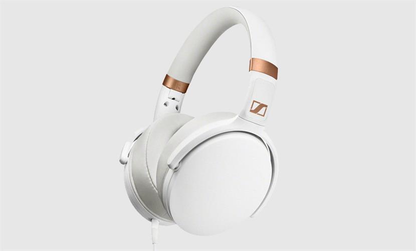 אוזניות חוטיות Sennheiser HD 4.30 אוזניות מעולות ומעוצבות, קלות וקומפקטיות לנשיאה בדרכים