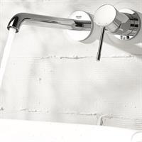 ברז קיר תוצרת GROHE סדרת אסנס פיה קצרה דגם 19408001